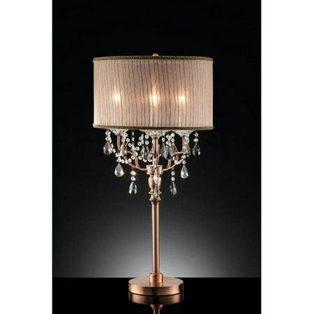 ROSIE CRYSTAL TABLE LAMP ()
