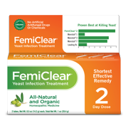Best Yeast Infection Creams - FemiClear Yeast Infection Treatment Review