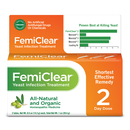 FemiClear Yeast Infection Treatment