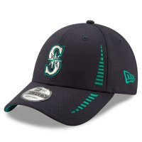 online retailer ef4f7 99d78 Product Image Seattle Mariners New Era Speed Tech 9FORTY Adjustable Hat -  Navy - OSFA