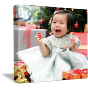 12x12 Same-Day Faux Photo Canvas