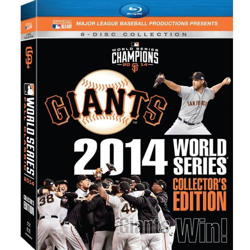 2014 World Series Collector's Edition (Blu-ray)