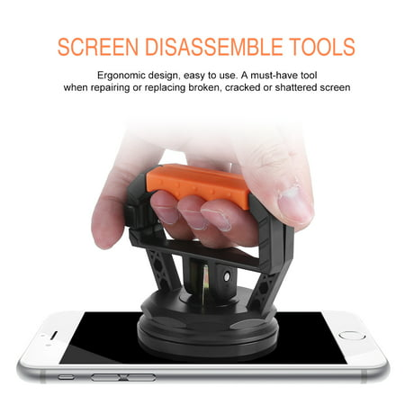 Sonew Cell Phone/Tablet Glass Screen Repair Disassemble Sucker Tool Suction Cup Holder, Screen Disassemble Tools, Screen Disassemble Tool - image 6 of 7