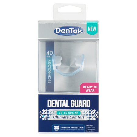 dentek platinum ultimate comfort dental guard. Black Bedroom Furniture Sets. Home Design Ideas