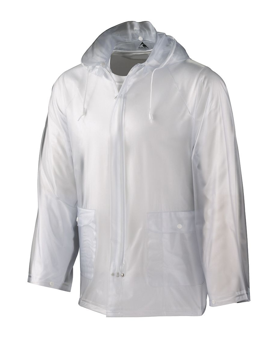 Clear Rain Jacket - Youth CLEAR L