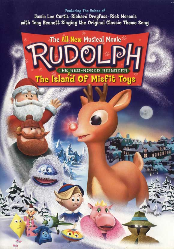 Rudolph the Red-Nosed Reindeer & the Island of Misfit Toys ...