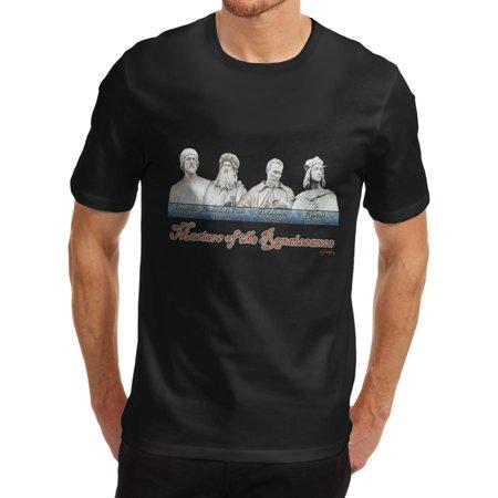 Men's T-Shirt Artists Renaissance Masters Funny T-Shirts For Men Sarcasm