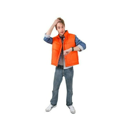 Adult Marty McFly Costume - Marty Mcfly Jacket