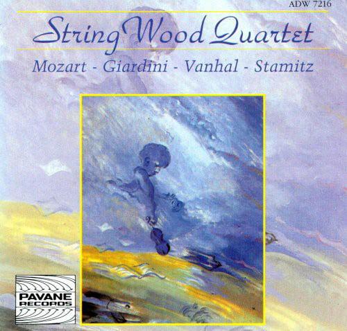 Mozart/Giardini/Vanhal/Stamitz - Oboe Quartets [CD]