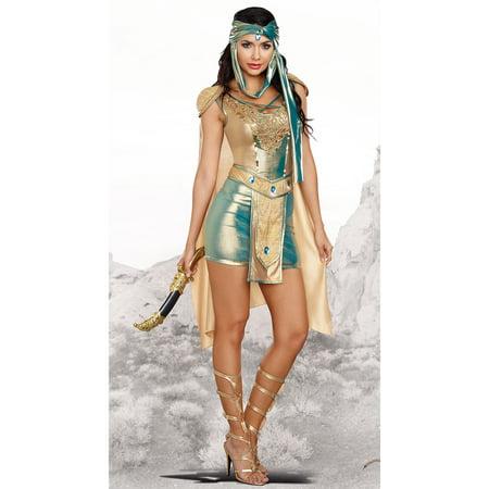 Scorpion Warrior Queen Costume