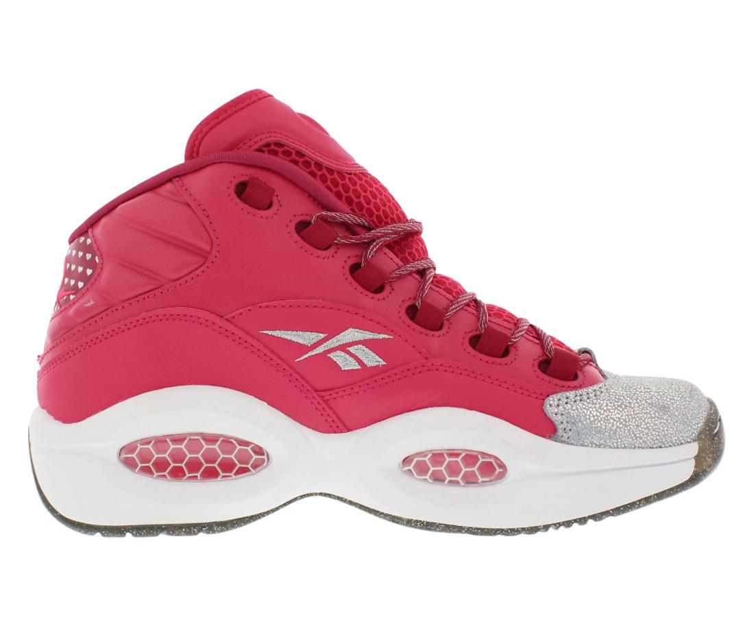 Reebok Question Mid Gradeschool Kid's Shoes