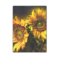 b019bc5e81 Product Image CADecor Sunflower Blanket Throw Super Soft Warm Bed or Couch  Blanket 58x80 inches