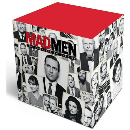 Mad Men: The Complete Collection (DVD) - Mad Tv Kiss Halloween