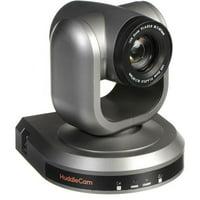 Huddlecamhd HUDDLECAM-10X-GY-G3 10x Optical Zoom   Usb 3.0   1920 X 1080p   61 Degree Fov [gray] Us Style Power Supply