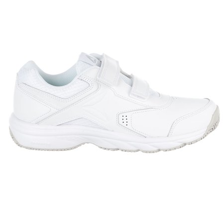 Reebok Work N Cushion 3.0 Kc Walking Shoe - White/Steel - Mens -