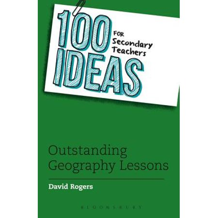 100 Ideas for Secondary Teachers: Outstanding Geography Lessons - eBook](Pinterest Halloween Ideas For Teachers)