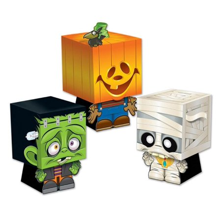 Club Pack of 36 Halloween Goody Ghoulies Favor Boxes 5