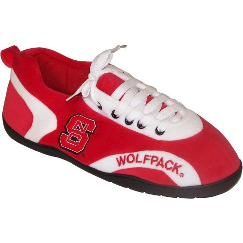 Comfy Feet NCAA All Around Slippers North Carolina State Wolfpack by Comfy Feet LLC