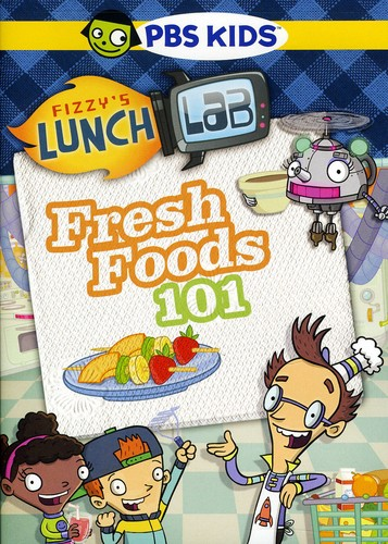 Fizzy's Lunch Lab: Fresh Food 101 by PBS DIRECT