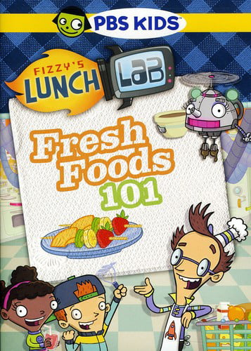 Fizzy's Lunch Lab: Fresh Food 101 by PBS Video