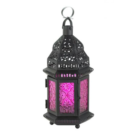 Moroccan Lantern Outdoor Rustic Candle Lanterns Decorative Table Lamp Sold By Case Pack Of 16