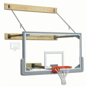 Gared Sports P2350-9120ST 9 x 12 ft. Three Point Wall Mount Package Extension for 1245T, 1000