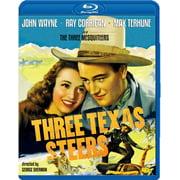 Three Texas Steers (Blu-ray)