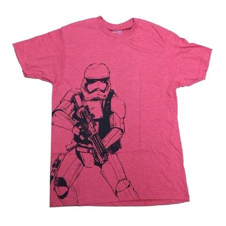 Star Wars Movie Trooper Drawing Stormtrooper Adult T-Shirt