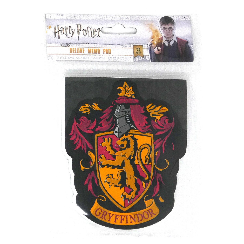 Harry Potter Memo pad Gryffindor Monogram