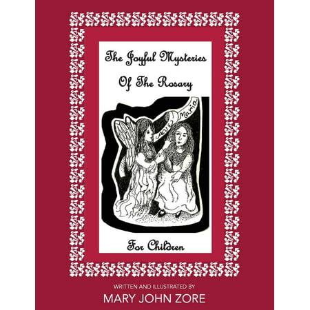 The Joyful Mysteries of the Rosary for Children