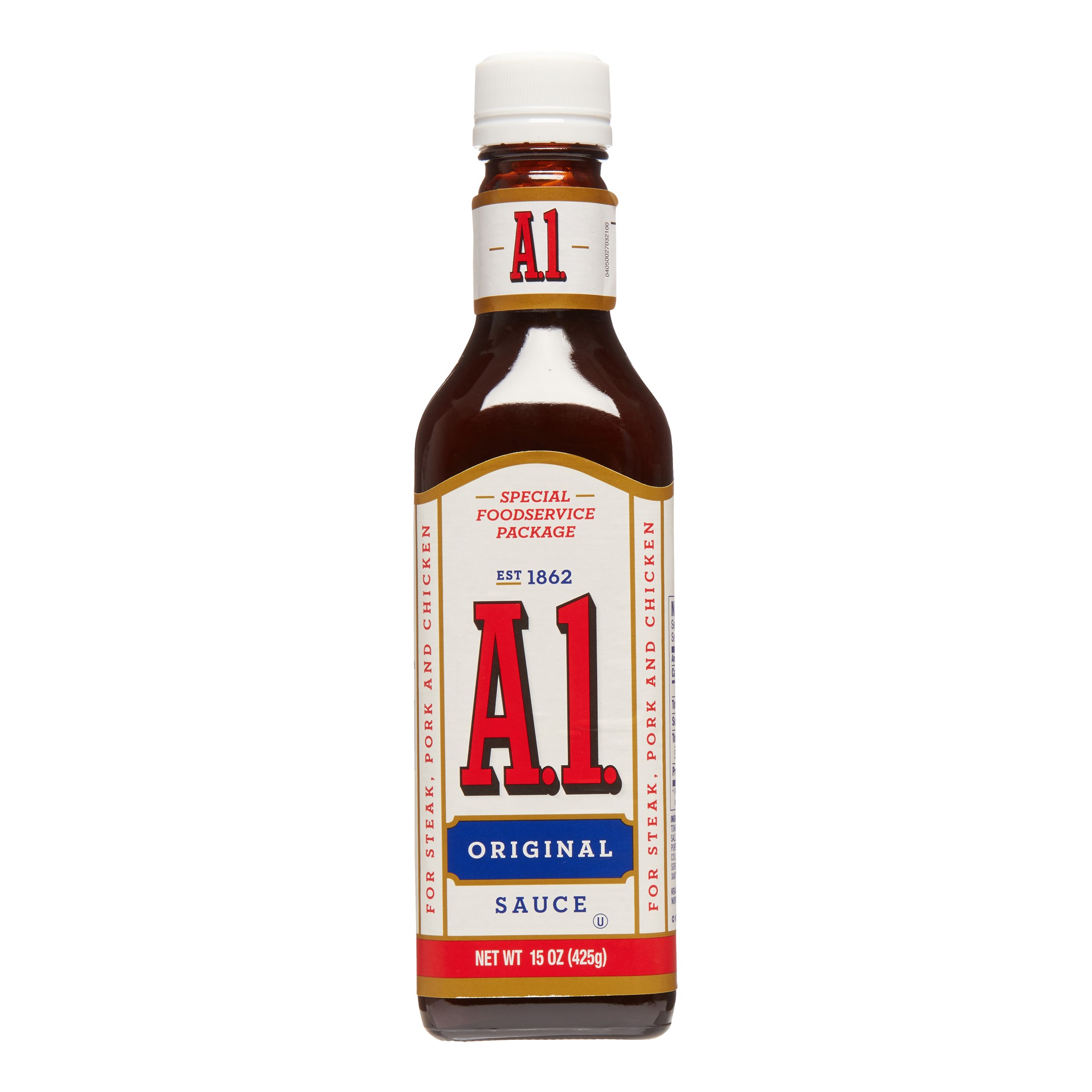 Image of A1 Steak Sauce, 15 Fl Oz