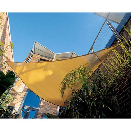 Coolaroo Triangle Shade Sail, 11'10