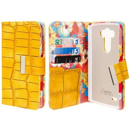 EMPIRE KLIX Klutch Designer Wallet Case for LG G3 (cute lg g3 wallet case)