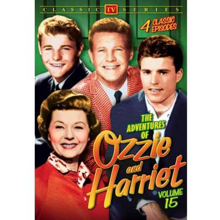 Image of Adventures Of Ozzie And Harriet: Volume 15