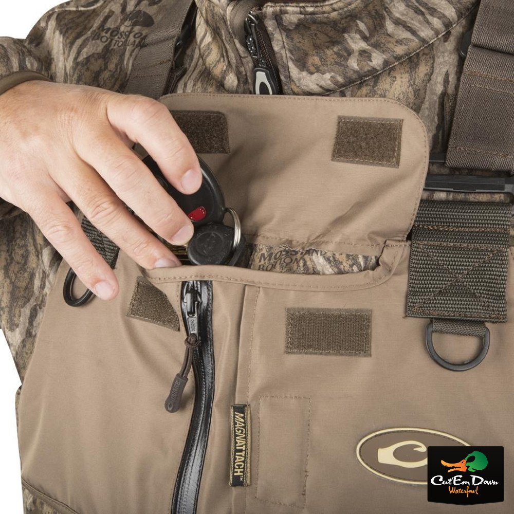 ea79ede088300d DRAKE WATERFOWL GUARDIAN ELITE INSULATED BREATHABLE CHEST WADERS -  Walmart.com