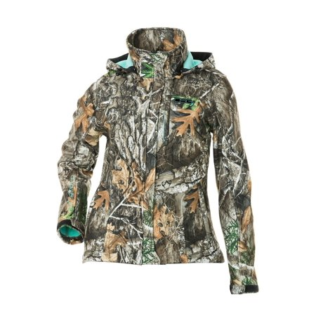 DSG Outerwear Women's Ava Hunting Jacket Realtree Edge Camo thumbnail