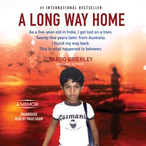 A Long Way Home - Audiobook