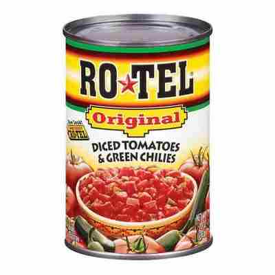 Rotel® Original Diced Tomatoes & Green Chilies