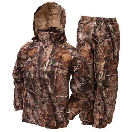 Frogg Toggs All Sports Camo Suit | Realtree Xtra | Size SM - Halo Suit Real Life