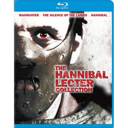 The Hannibal Lecter Collection (Blu-ray) (Hannibal Lecter Halloween Prop)