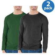 Gildan Big Mens Classic Long Sleeve T-Shirt, 2 Pack For $10