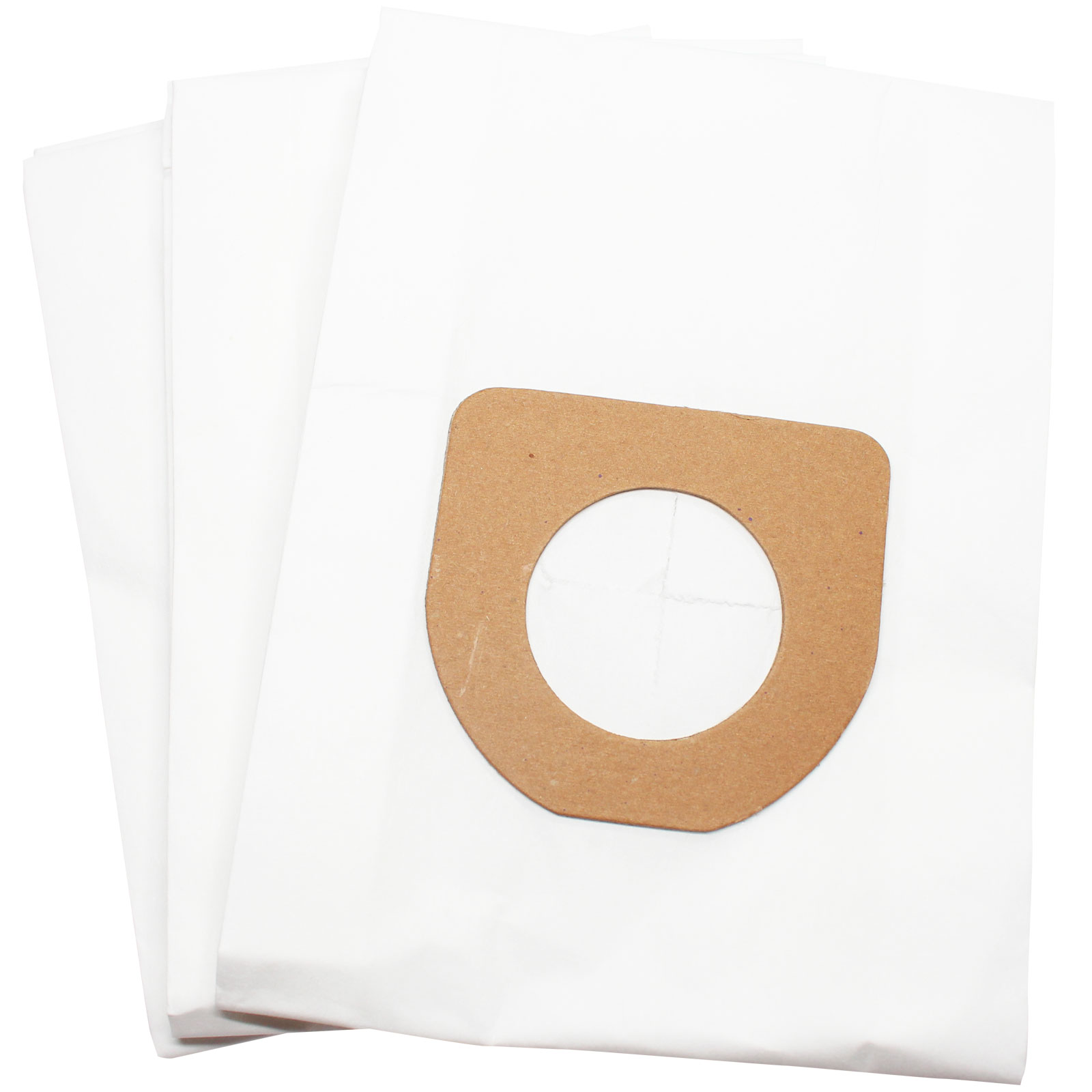 3 Replacement Hoover Caddy Vac Vacuum Bags - Compatible Hoover 4010100Z, Type Z HEPA Vacuum Bags - image 1 of 4