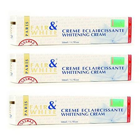 Crème Eclaircissante Crème éclaircissante supprime les imperfections cutanées Complexion Vibrant (3-Pack) 1.7 oz par