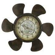 Landon 18 in. Wall Clock