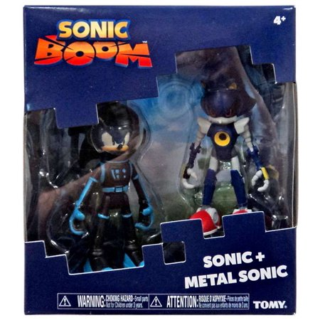 Sonic The Hedgehog Sonic Boom Sonic   Metal Sonic Action Figure 2 Pack