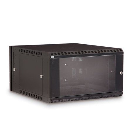 Kendall Howard Lan Station (Kendall Howard LINIER 3130-3-001-06 Swing-Out Wallmount Rack Cabinet )