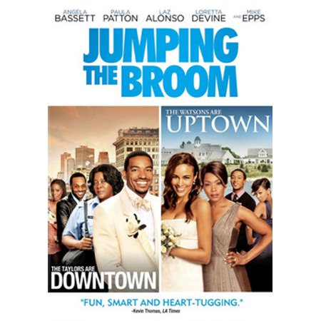 Jumping the Broom (DVD) ()