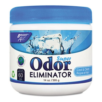 Super Odor Eliminator, Cool & Clean, 14 Oz BRI900090