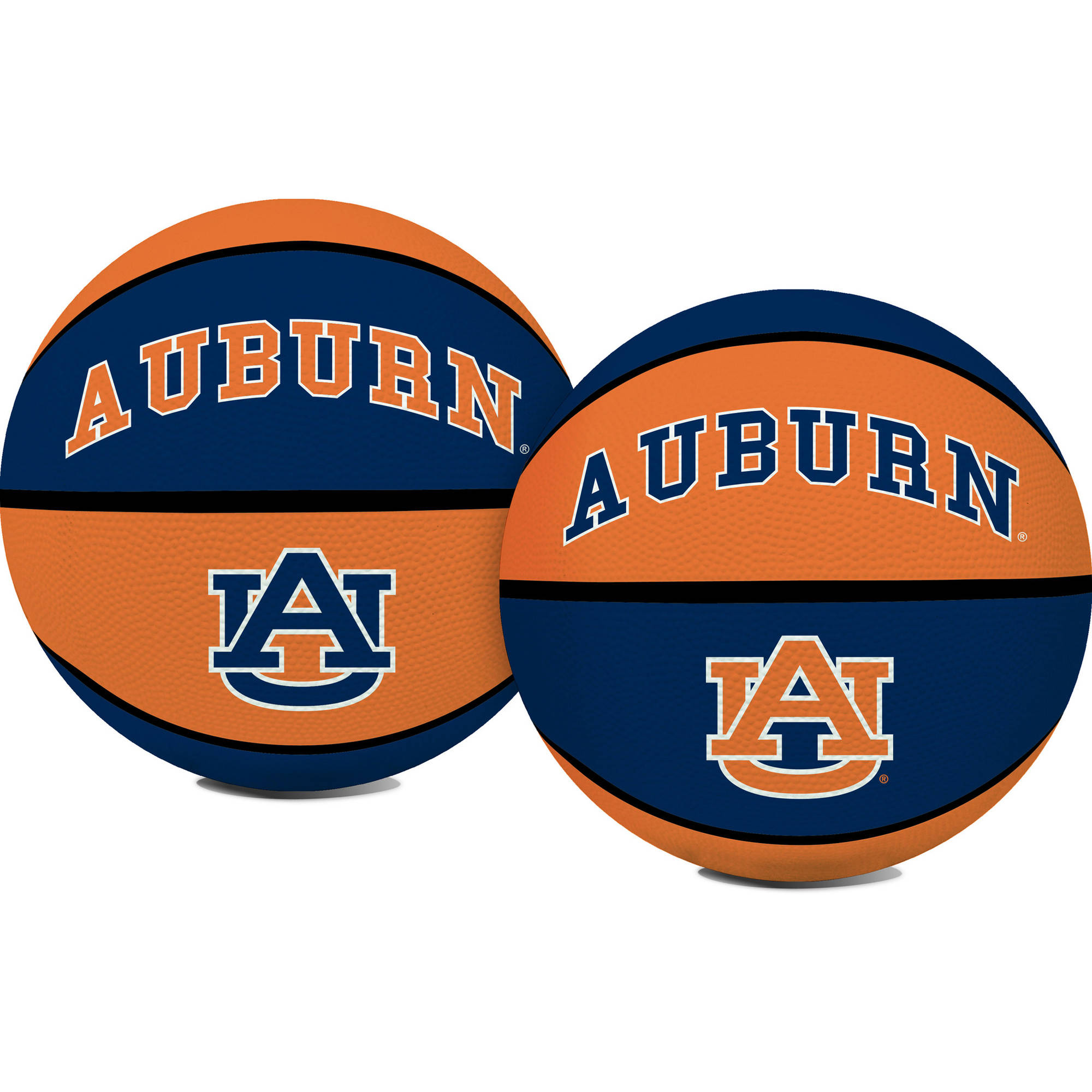 Rawlings NCAA Crossover Full Size Basketball Auburn University Tigers