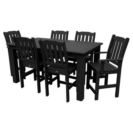 Highwood Eco-Friendly Lehigh Rectangular Dining Set, 7-Piece ()